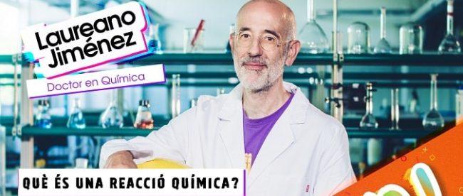 ¿Qué es una reacción química?